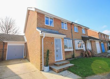 Thumbnail 3 bed semi-detached house for sale in Mason Close, East Grinstead