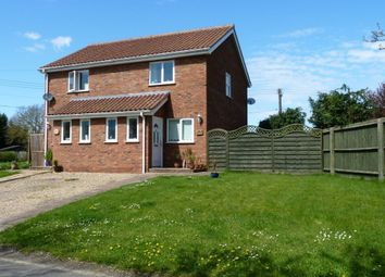 Thumbnail 2 bed semi-detached house for sale in Middle Road, Blo Norton, Diss