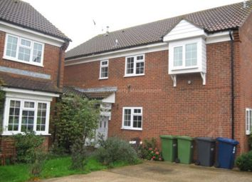 Thumbnail 2 bed town house to rent in Golden Rod, Godmanchester, Huntingdon