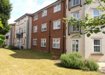 Thumbnail 1 bed flat to rent in Latteys Close, Heath, Cardiff