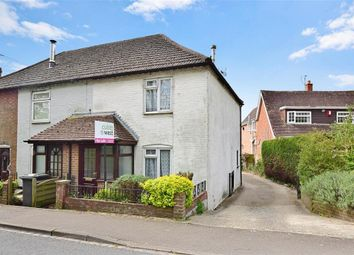 Thumbnail 3 bed end terrace house for sale in Whichers Gate Road, Rowlands Castle, Hampshire