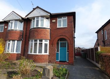 Thumbnail 3 bed semi-detached house for sale in Brooklyn Road, Offerton, Stockport