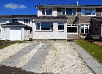 Thumbnail 4 bed semi-detached house for sale in Orchard Gardens, Strathaven
