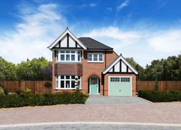 Thumbnail 3 bedroom detached house for sale in Regency Gardens, Mill Lane, Liverpool, Merseyside