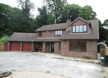 Thumbnail 4 bed detached house for sale in Park Close, Lea, Gainsborough