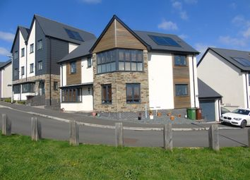 Thumbnail 4 bed detached house for sale in Airborne Drive, Derriford