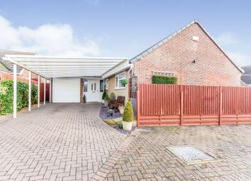 Thumbnail 3 bed detached bungalow for sale in Somerset Close, Melton Mowbray
