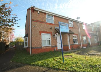 Thumbnail 2 bed end terrace house to rent in Rose Walk, Scunthorpe, Lincolnshire