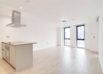 Thumbnail 1 bed flat for sale in Roosevelt Tower, Williamsburg Plaza, London