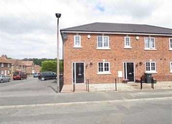 Thumbnail 3 bed terraced house to rent in Hutton Court, Armthorpe