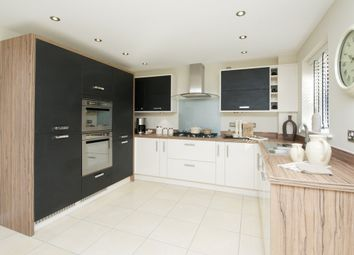 "Thumbnail 4 bedroom detached house for sale in ""Guisborough"" at Helme Lane, Meltham, Holmfirth"