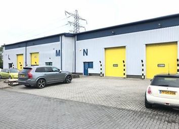 Thumbnail Light industrial for sale in N Oyo Business Units, Barge Way, Kemsley Park, Sittingbourne, Kent