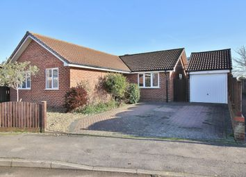 Thumbnail 3 bedroom detached bungalow for sale in Pound Gate Drive, Fareham