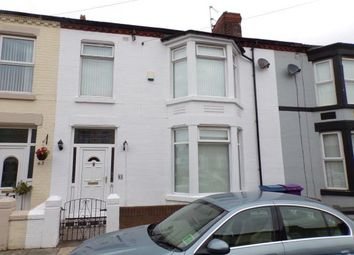 Thumbnail 4 bed terraced house for sale in Stalmine Road, Walton, Liverpool, Merseyside