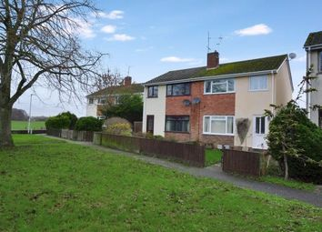 Thumbnail 3 bed semi-detached house for sale in Roughmoor Close, Taunton, Somerset