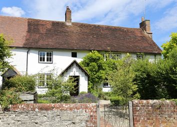 Thumbnail 3 bed terraced house for sale in High Street, Buriton, Petersfield