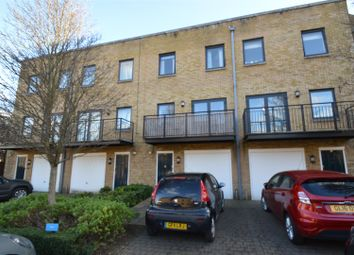 Thumbnail 4 bedroom town house for sale in College Road, The Historic Dockyard, Chatham