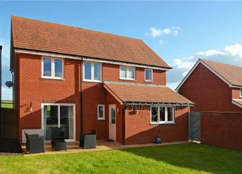 4 bed detached house for sale in Roman Way, Cranbrook, Exeter EX5