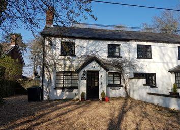 Thumbnail 2 bed cottage to rent in Hatch Warren Lane, Basingstoke