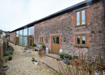 Thumbnail 4 bedroom barn conversion to rent in Whitnage, Tiverton