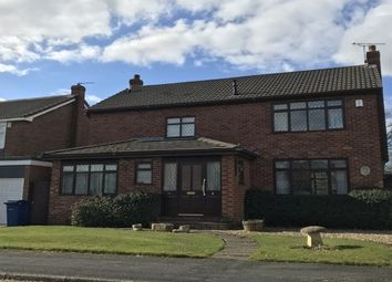 Thumbnail 4 bed detached house to rent in Pasture Drive, Croft