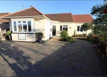 Thumbnail 3 bed detached bungalow for sale in Hampton Gardens, Southend-On-Sea