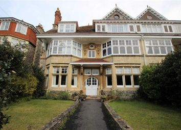 Thumbnail 3 bed flat for sale in Trewartha Park, Weston-Super-Mare
