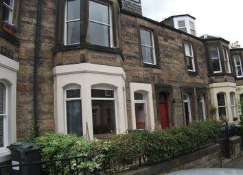 Thumbnail 2 bed flat to rent in Hazelbank Terrace, Edinburgh