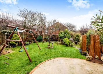 Thumbnail 4 bed detached house for sale in Cecil Road, Lancing