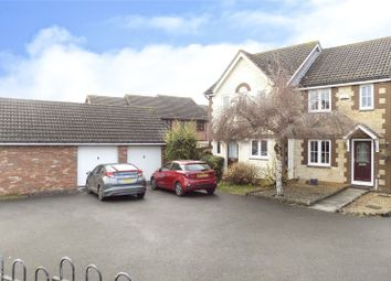 Thumbnail 2 bed semi-detached house for sale in Thornhill Drive, Swindon