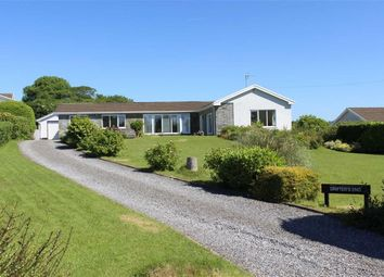 Thumbnail 4 bed detached bungalow for sale in Summerhill, Amroth, Narberth