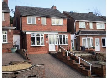 Thumbnail 3 bed link-detached house for sale in Rowney Croft, Birmingham