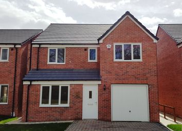 """Thumbnail 4 bed detached house for sale in """"The Longthorpe"""" at Heyford Avenue, Buckshaw Village, Chorley"""
