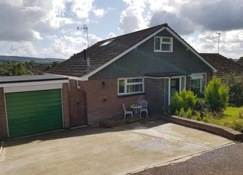 Thumbnail 5 bed semi-detached bungalow for sale in Kennaway Road, Ottery St. Mary