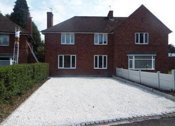 Thumbnail 3 bedroom semi-detached house for sale in School Road, Tettenhall Wood, Wolverhampton, West Midlands