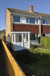 Thumbnail 3 bed end terrace house to rent in Leyburn Close, Cherry Hinton, Cambridge
