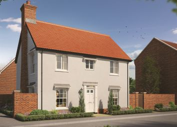 Thumbnail 3 bed detached house for sale in Talbot, Station Road, Campsea Ashe, Woodbridge