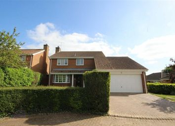 Thumbnail 4 bedroom detached house for sale in Randall Crescent, Shaw, Swindon