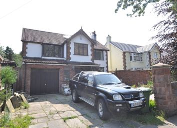 Thumbnail 5 bed detached house for sale in Irby Road, Wirral