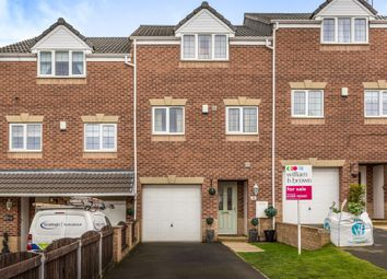Thumbnail 3 bed town house for sale in Potters Way, Kilnhurst, Mexborough