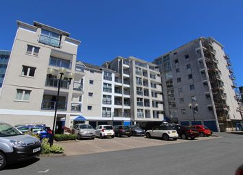 Thumbnail 1 bed flat to rent in Mariners Court, Lower Street, Plymouth