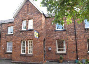 Thumbnail 2 bedroom cottage to rent in Dorfold Street, Crewe