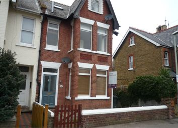 Thumbnail 1 bed maisonette for sale in Cavendish Road, Herne Bay, Kent
