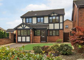 Thumbnail 3 bed detached house for sale in Shropshire Brook Road, Armitage, Rugeley
