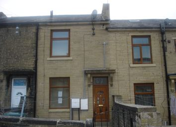 Thumbnail 1 bed terraced house to rent in Jarratt Street, Bradford