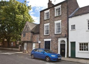 Thumbnail 2 bed flat to rent in North Street, York