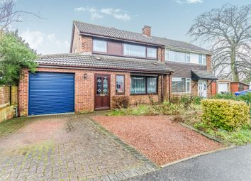 Thumbnail 3 bed semi-detached house for sale in Parklands, Stanwick, Wellingborough
