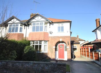 Thumbnail 3 bed property to rent in Oaklea Avenue, Hoole, Chester