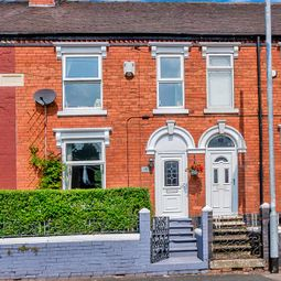 Thumbnail 3 bed terraced house for sale in Old Fallow Road, Cannock