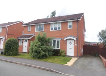 Thumbnail 3 bed semi-detached house to rent in Steepside, Shrewsbury